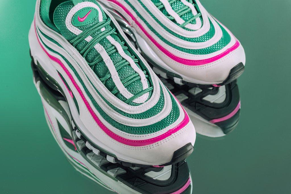 Nike Air Max 97 Weiß Rosa Volt CI9871 100