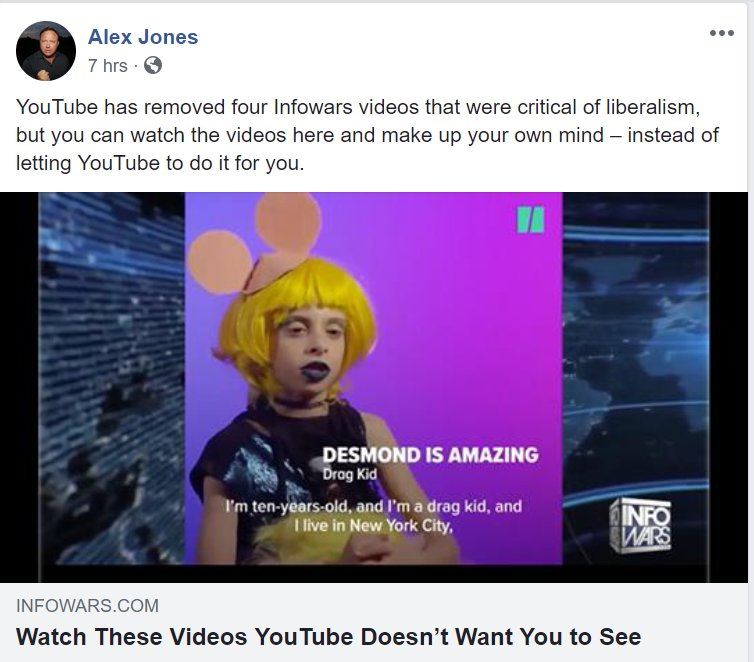Resultado de imagen de desmond is amazing youtube alex jones