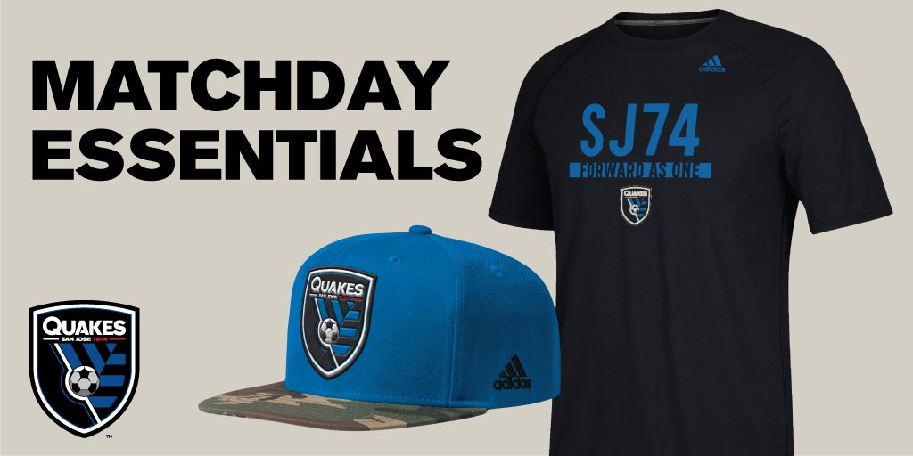 buy online 04556 7ae52 San Jose Earthquakes on Twitter: