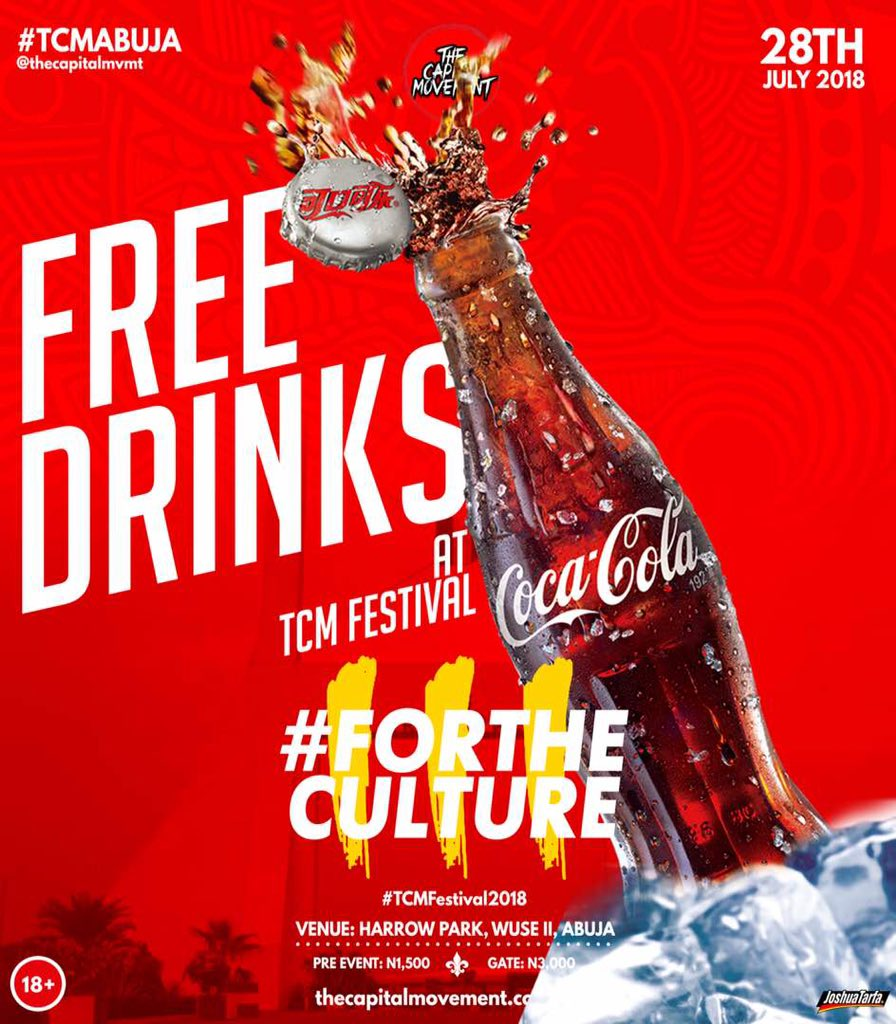 This Saturday we rave, we dance, we play. We do it #ForTheCulture 🔥🔥. @thecapitalmvmt  #TCMFestival