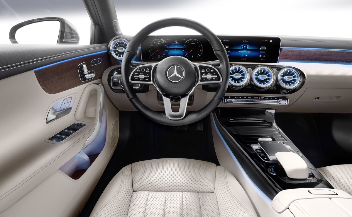 """mercedes-benz usaㅤ on twitter: """"it's official. the all-new 2019 a"""