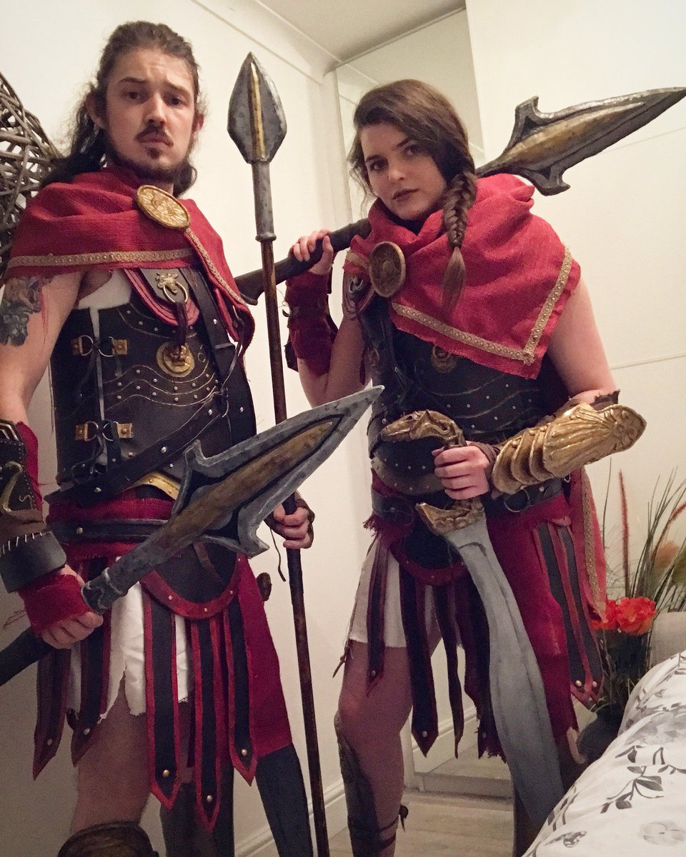 Assassin S Creed On Twitter Great Cosplay