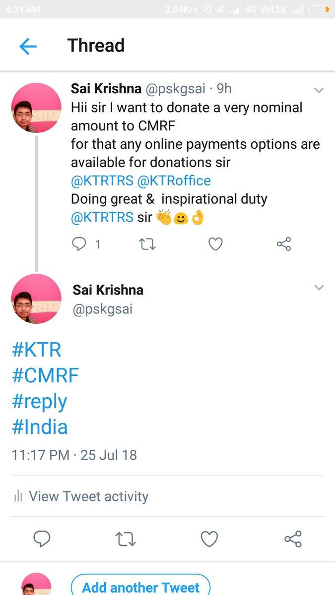 Sai Krishna on Twitter: