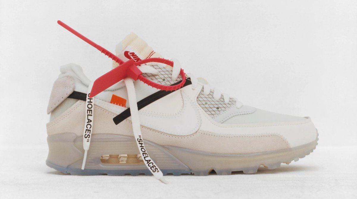 207c306ad18 Off-white x nike air max 90s expected to release in toddler sizes  -  scoopnest.com