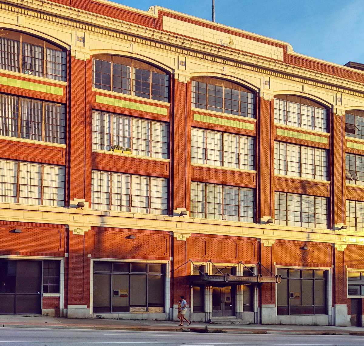 ... Next To The Beltline. Built In 1914 15, It Was An Assembly Plant For  Ford Model Ts, Then It Served As A Storage Deport For The War Department  During WW ...