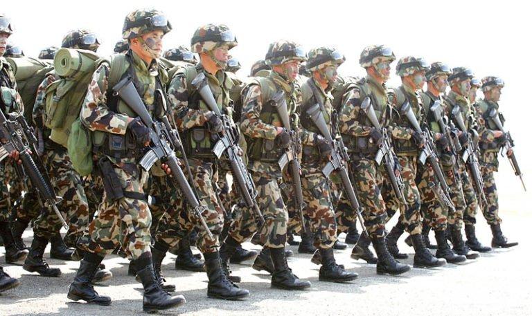 शान्ति मिसनमा नेपाली सेनालाई थप अवसर