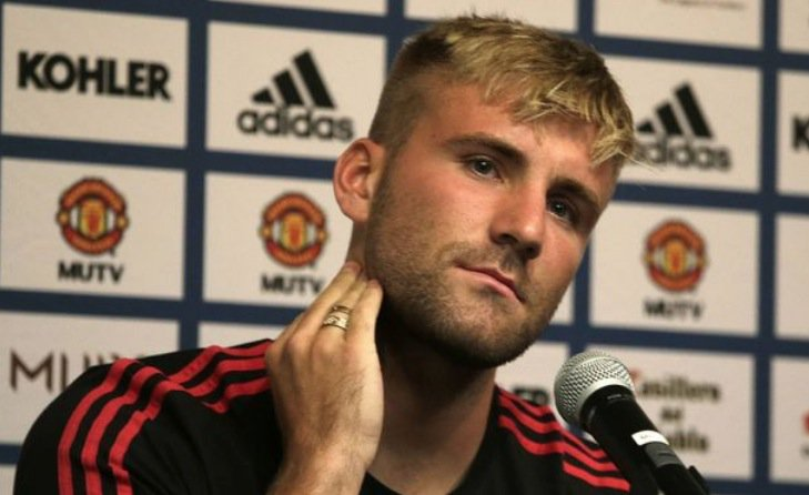 Luke Shaw challenges himself to be the first name on the teamsheet for Jose Mourinho mirror.co.uk/sport/football…