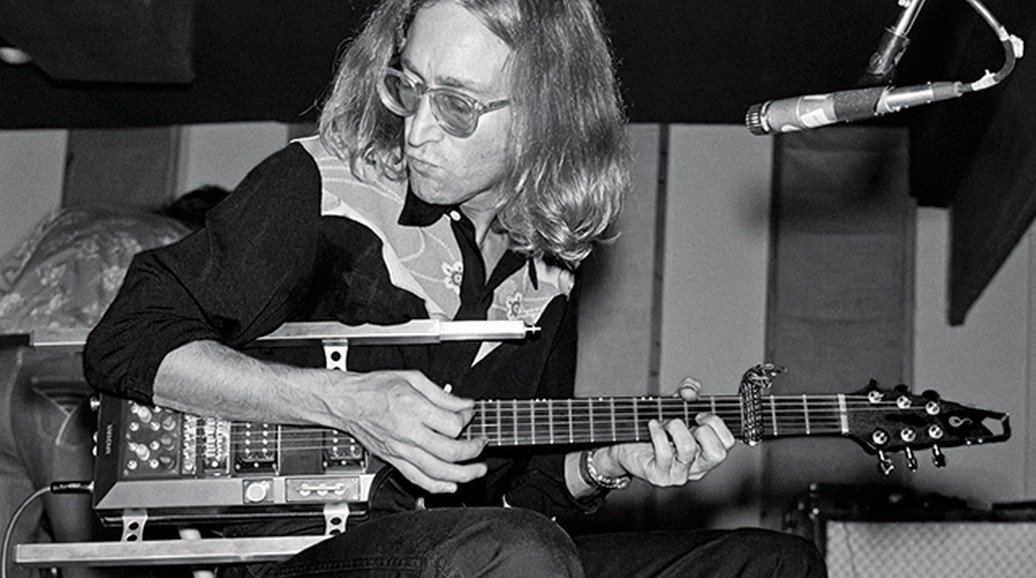 John Lennon On Twitter I Have A Style My Spirit Comes Through When I Play Guitar John Lennon Interview With David Sheff 1980 John S Rare Sardonyx Guitar 1980 See This And