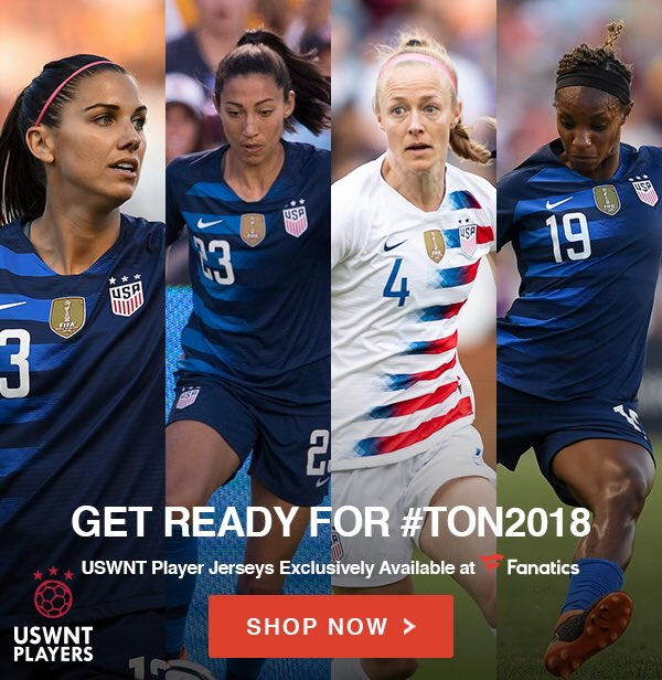 watch 10ed3 8f95d USWNT Players on Twitter: