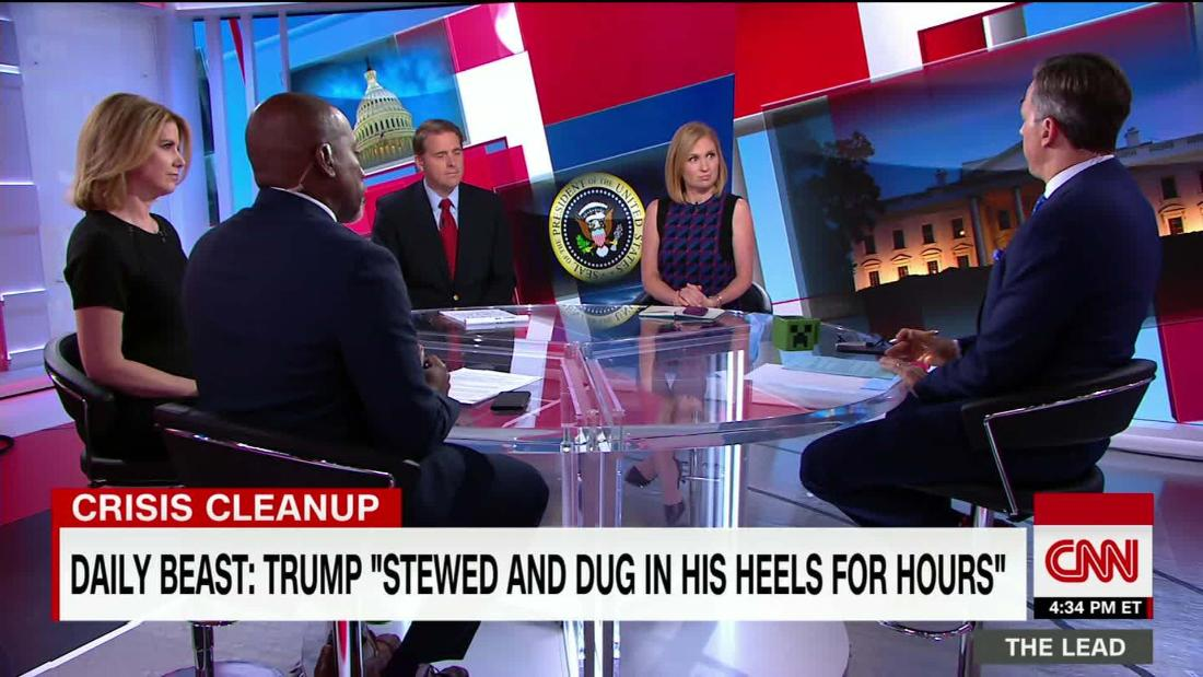 Panelist: Trump relates to Putin, but not to NATO leaders https://t.co/p3QsLNUlsv @KirstenPowers @ScottJenningsKY @JFKucinich Shawn Turner discuss @TheLeadCNN