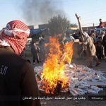 """Somehow, amidst being """"defeated, eradicated, decimated"""" and what have we, The Islamic State's Hisba is still burning cigarettes as if nothing ever happened"""