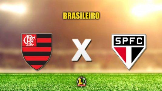 AO VIVO! Acompanhe a partida entre Flamengo e São Paulo pelo Campeonato Brasileiro!  https://t.co/FcfVVJ2TA3