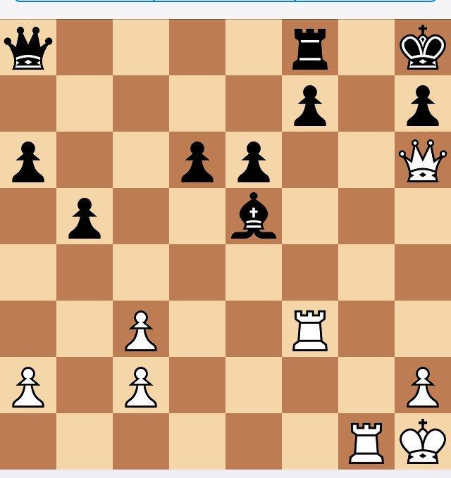 Ningún movimiento del destino me da mate: ¡Tan sólo el Rey puede ser objeto de mate! Ferd. Freiligrath. Sultanbeieff vs Borodin Bruselas 1943. Juegan blancas. #ajedrez #tácticas #chesstactics #échecs #chess #scacchi #schach #xadrez #escacs
