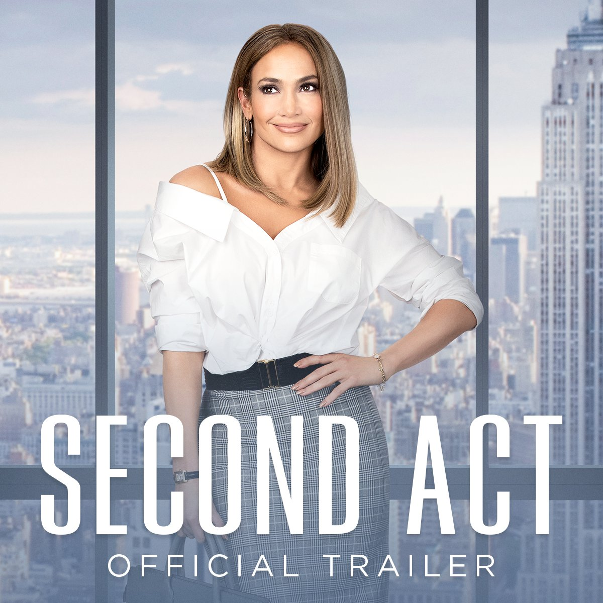 No guts, no glory...here's the trailer for my new film #SECONDACT and I know you will love it. This one is near and dear to my heart. It hits theaters November 21 but get your first look at it right here.