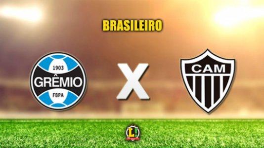 AO VIVO! Acompanhe a partida entre Grêmio e Atlético-MG pelo Campeonato Brasileiro! https://t.co/SkUKCpiFLz