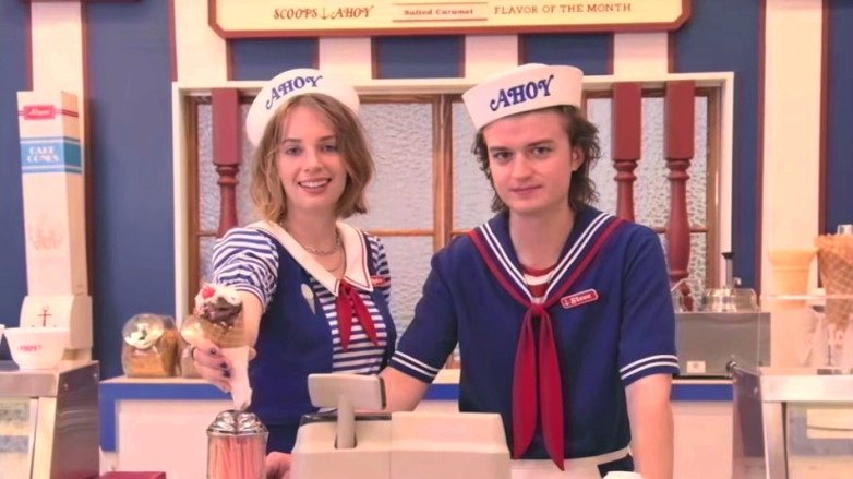 New 'Stranger Things' teaser features an '80s staple: The mall food court https://t.co/hYT40jVlcz