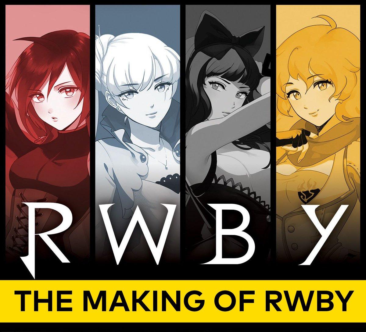 rwby hashtag on Twitter