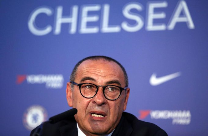 Maurizio Sarri reveals huge fear ahead of Premier League opener against Arsenal in August Photo