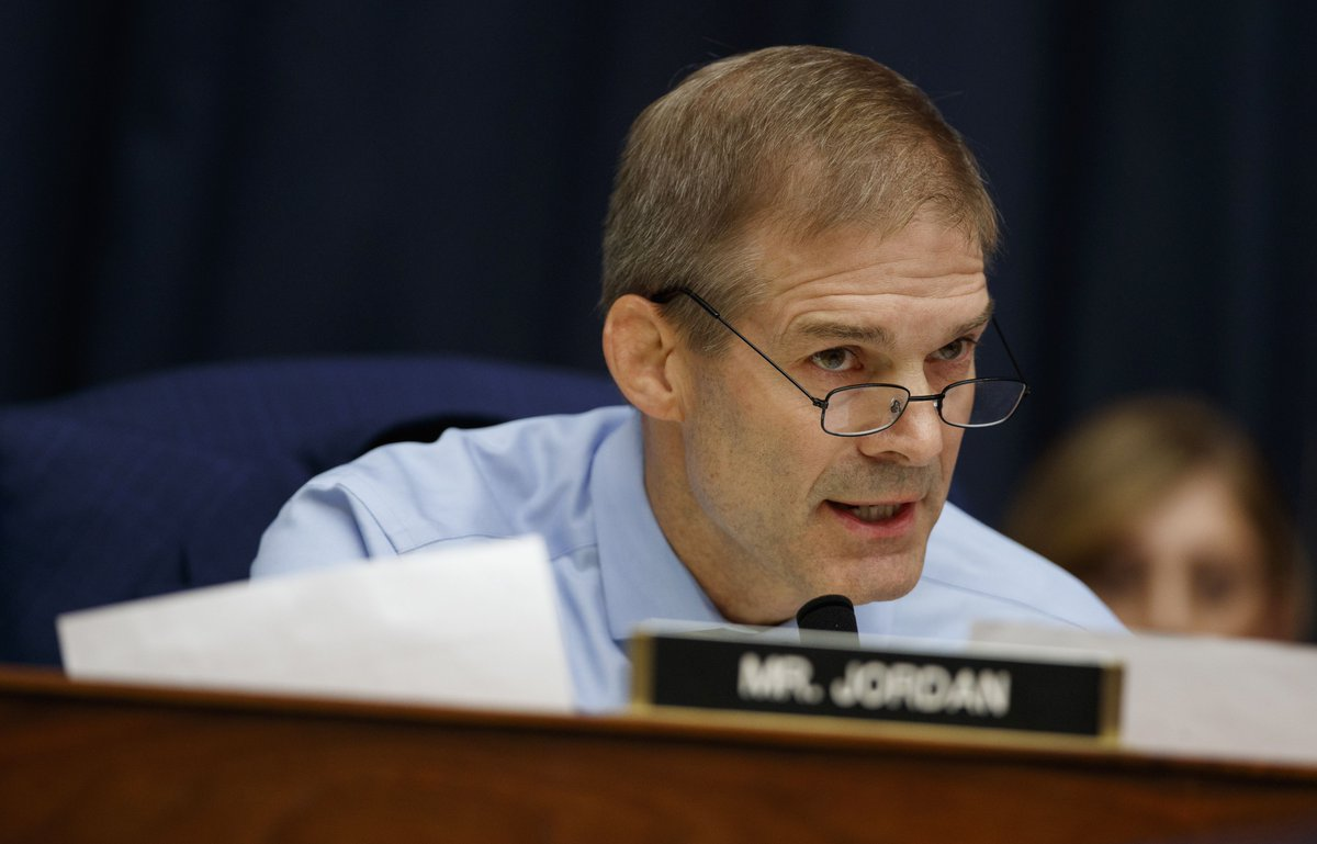 Rep. Jim Jordan, who used to coach wrestling at Ohio State University, was interviewed by a law firm investigating allegations that a now-dead team doctor sexually abused male athletes there decades ago https://t.co/J5GIGTa2hz