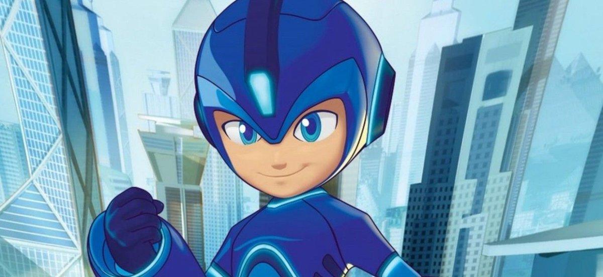 Mega Man: Fully Charged Cartoon Premiering Next Month - https://t.co/J3unG6RwXm