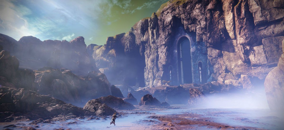 In our latest Destiny 2: Forsaken feature, we venture to The Dreaming City for the first time to check out one of the public events you'll find in this new endgame location. https://t.co/P7X81U1yVw