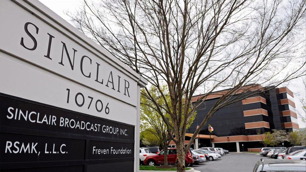 Sinclair Broadcast Group changes Tribune deal after FCC raises legal concerns https://t.co/Jpzf4zG5Jg