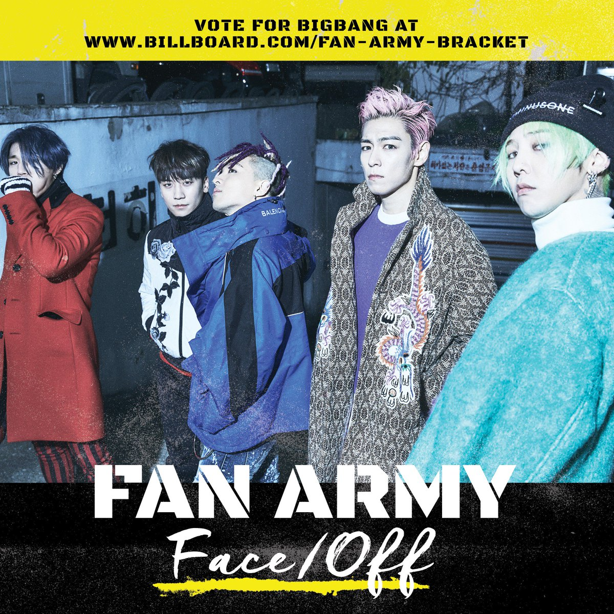 Will your fan army win? Vote for the #FanArmyFaceOff here: https://t.co/FRh46LTgPX