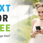 Start texting for FREE! Get your friends to join Fongo so you can all talk freely #WednesdayWisdom