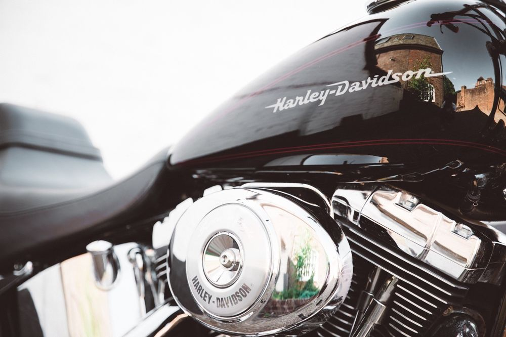 Harley Davidson Deuce owners Manual