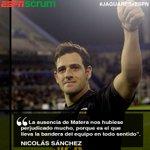 Nicolás Sánchez Twitter Photo