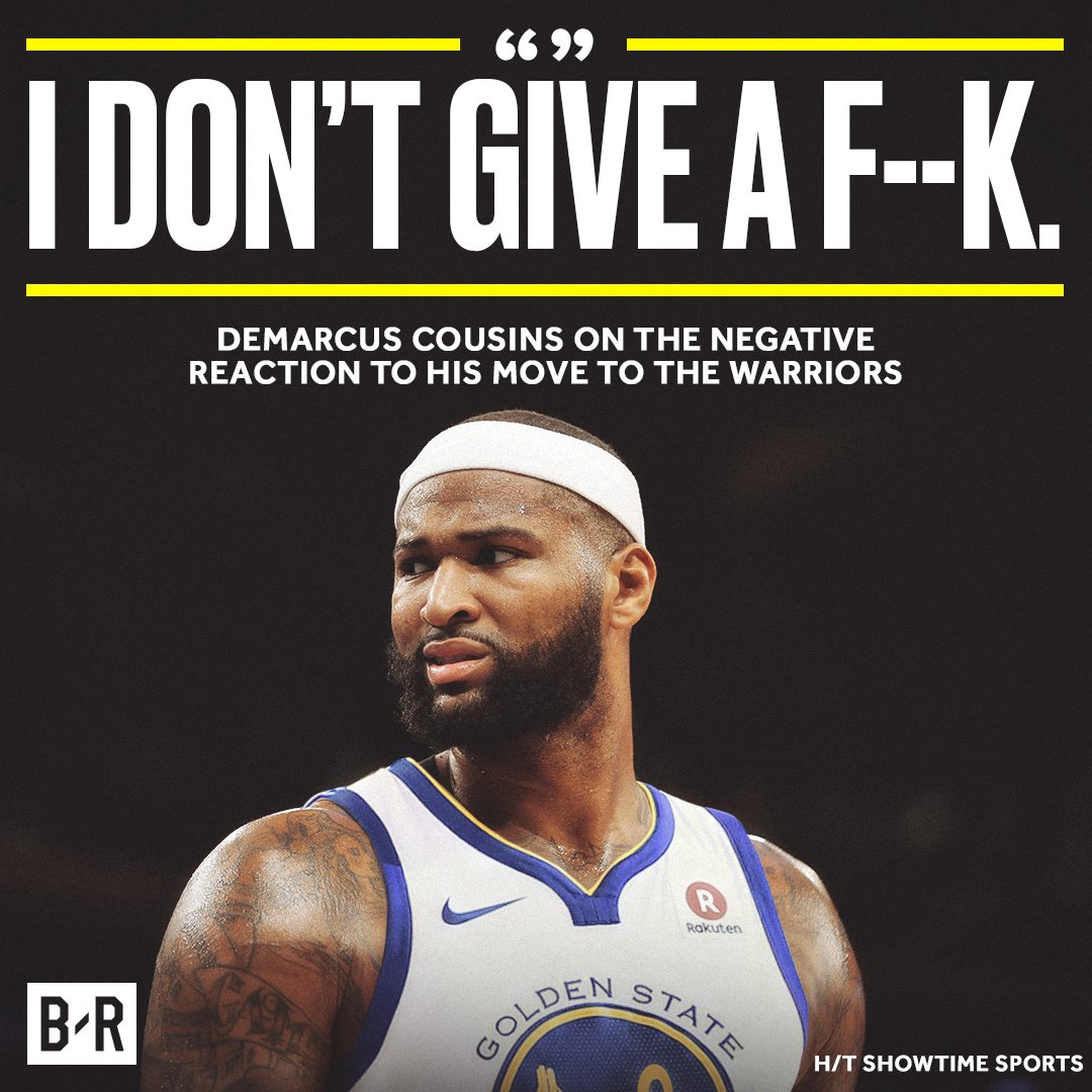 Boogie couldn't care less.