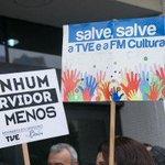 TVE e FM Cultura Twitter Photo