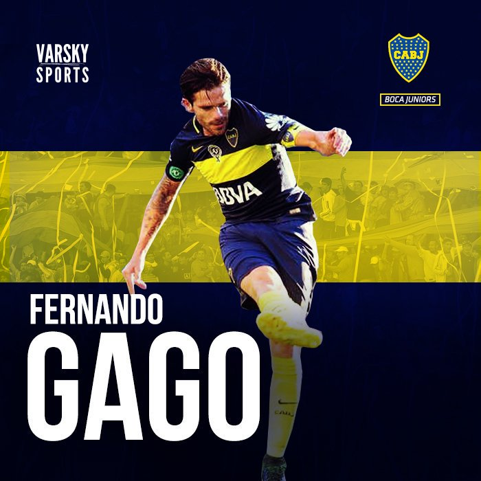 VarskySports's photo on Gago