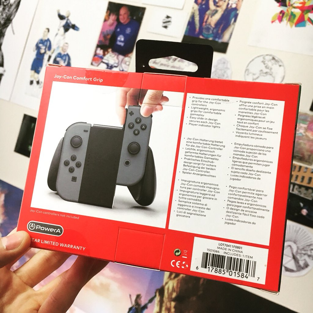 Liverpoolretrogamer On Twitter Not Too Bad For 5 In Asda If I Ever Need A Replacement I M Covered Nintendo Switch Joycons Controller Nintendoswitch Https T Co Jshrynkk7q