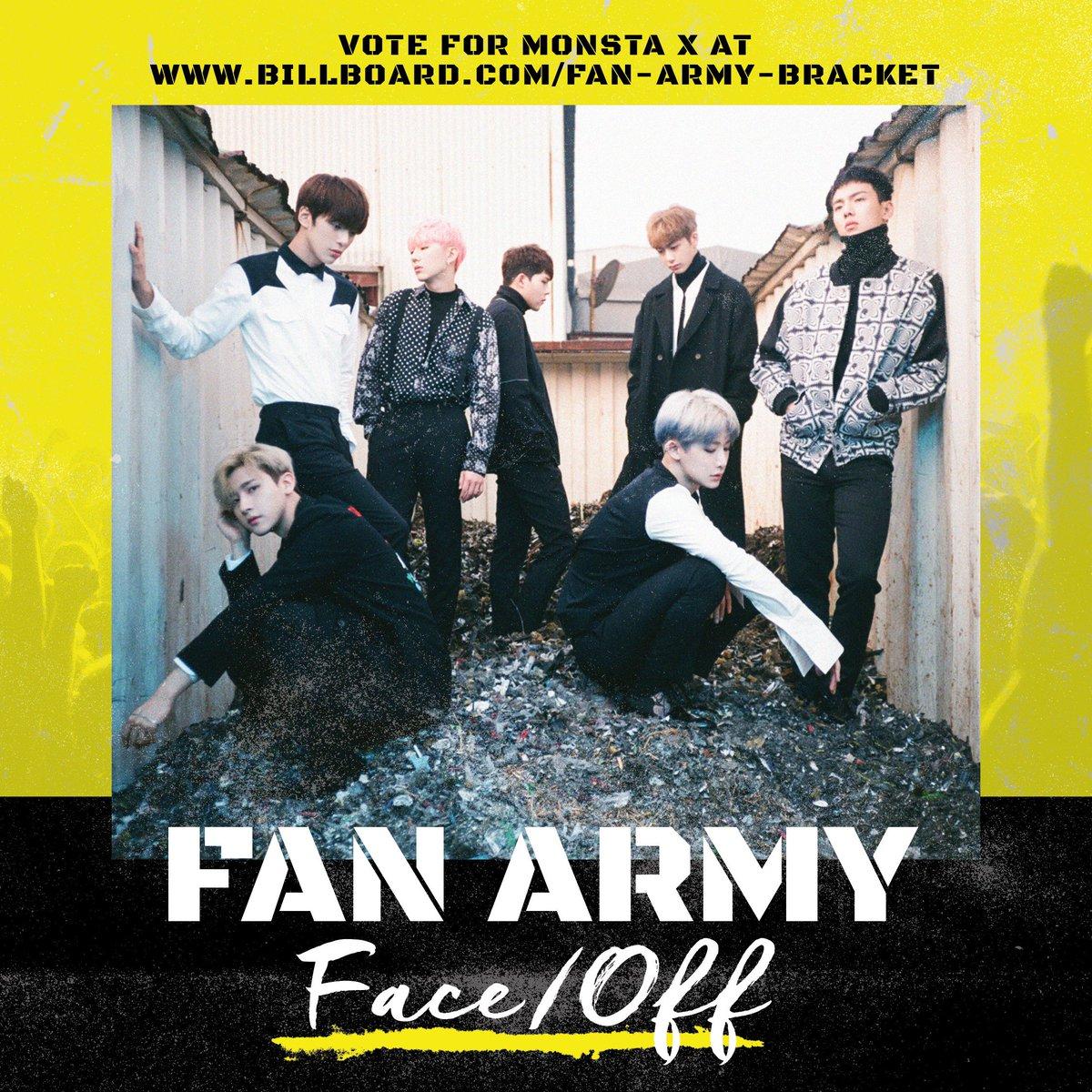 Is your fan army the best? #FanArmyFaceOff voting is open: https://t.co/FRh46LTgPX