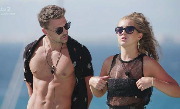 💥SPOILER💥 Sam & Georgia have reportedly quit the show 😱😱😱😱 #LoveIsland