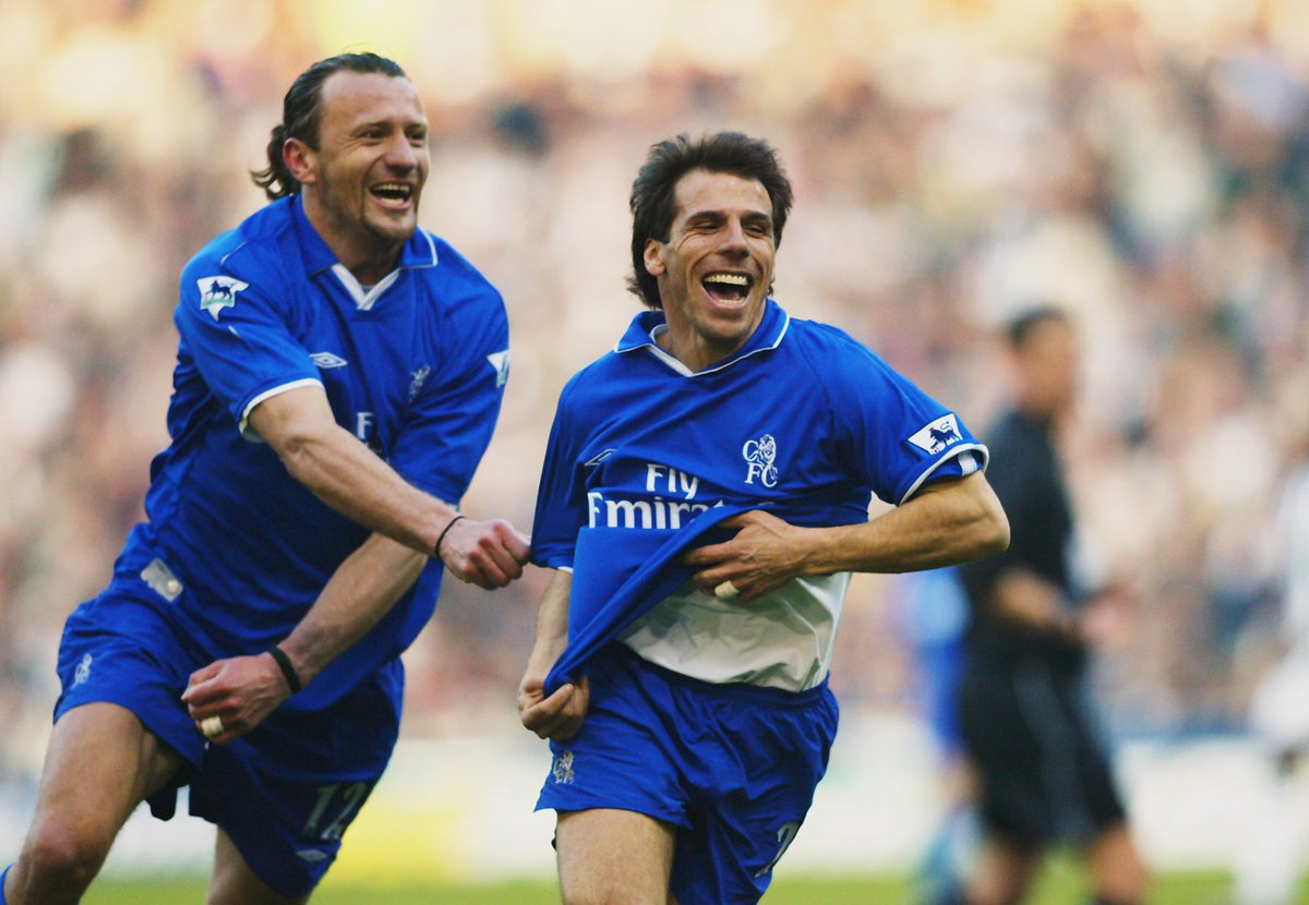 Chelsea have confirmed club legend Gianfranco Zola will be their new assistant first team coach  Follow today's headlines: https://t.co/whtYh6Ij4x