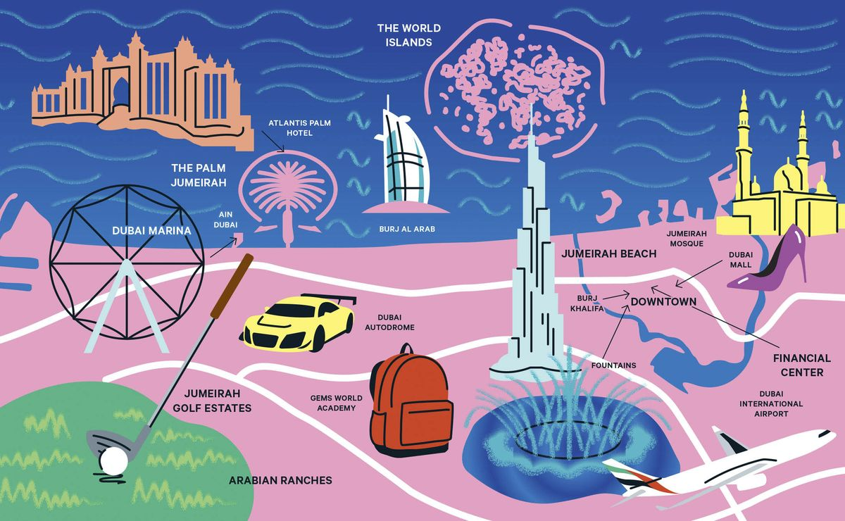 An expat's guide to real estate in Dubai https://t.co/GNVJU3CRSe