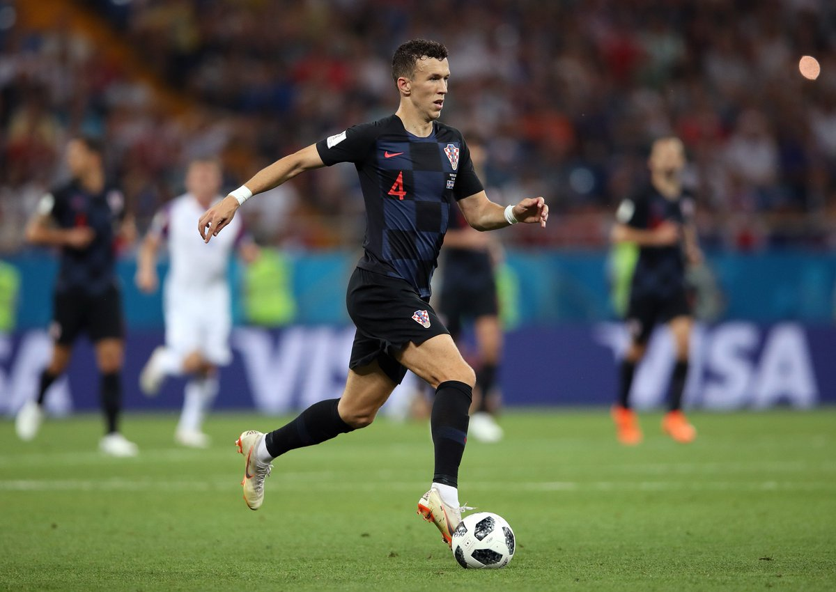 🇭🇷Ivan Perisic covered 72.5 kilometres during the #WorldCup, more than any other player.  More of the best stats from Russia 2018 👉 https://t.co/W8HDvul2Fc