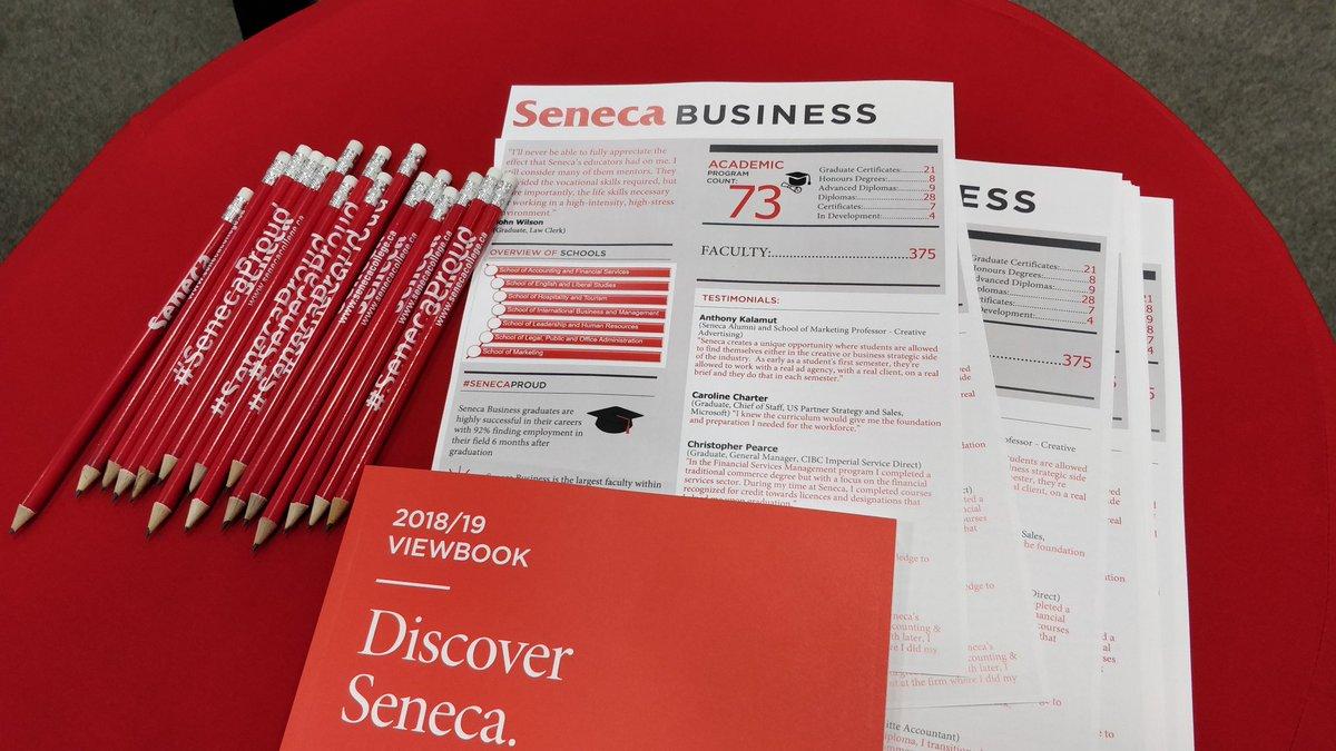 Creative Advertising Seneca
