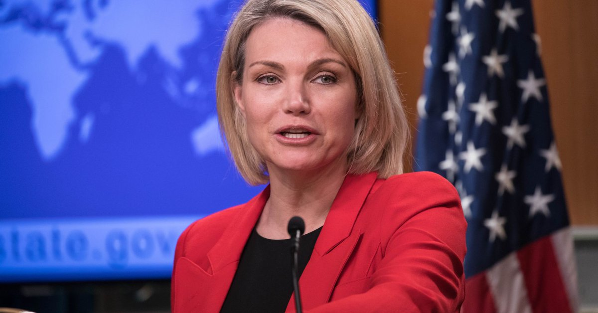 Russia's claims about Americans it seeks to question are 'absurd,' says State Department https://t.co/BBwz7oRcgN