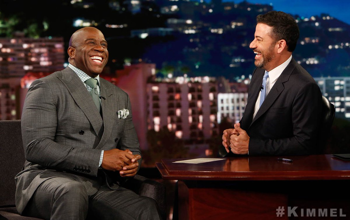 Had the best time with my good friend @JimmyKimmel on Jimmy Kimmel live! Check us out tonight on ABC.