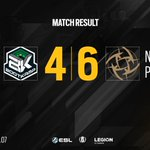 Image for the Tweet beginning: .@NiPGaming got their first victory