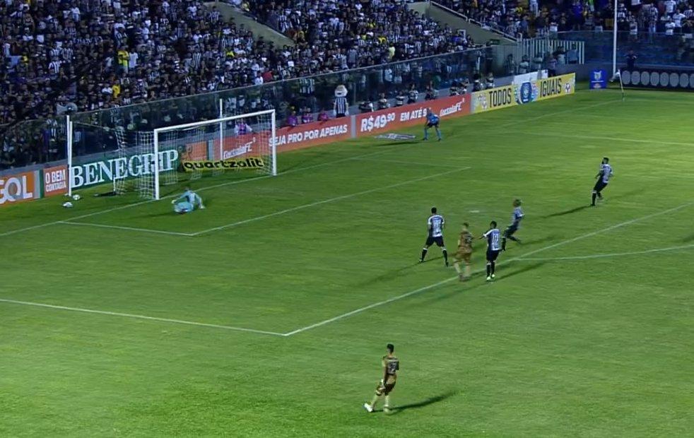Intervalo l Campeonato Brasileiro Série A 🇧🇷 (13ª rodada)  (20º) Ceará 0x0 Sport (6º)