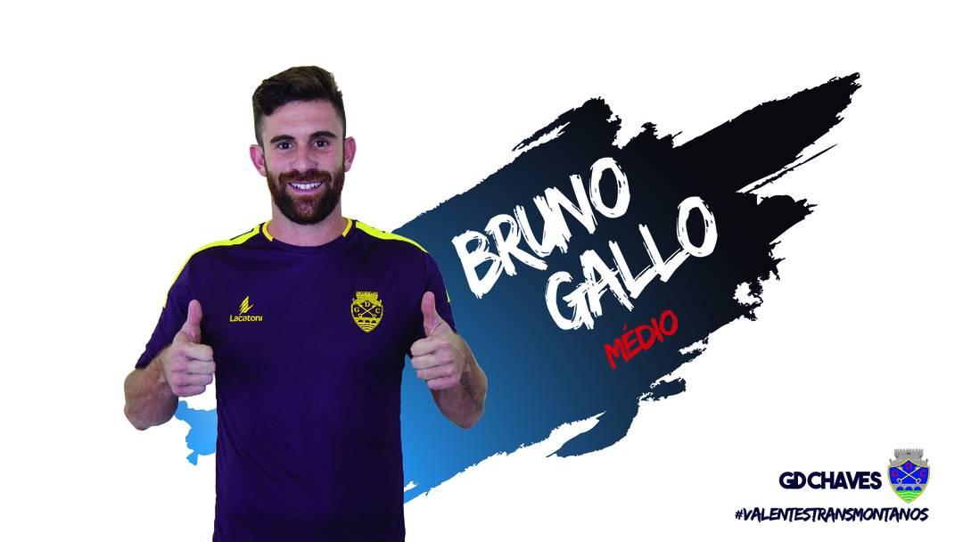 Clube português anuncia contratação de Bruno Gallo, ex-Vasco https://t.co/esT6G1IR16