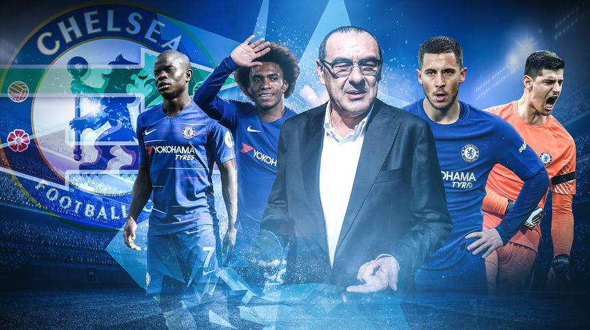 Courtois, Hazard, Kante: Fallen die Blues auseinander? #cfc #Hazard #Kante #Willian #Courtois #blues https://t.co/dB6gZGvGDE...