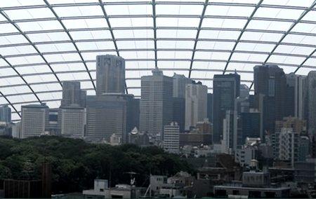 【更新情報】東京23区、全面ドーム化へ エアコン完備「全天候型都市」目指す https://t.co/Q2iUnAYPuY