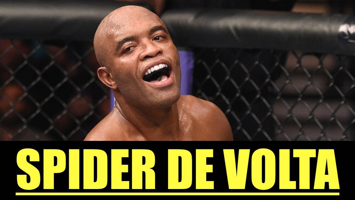Após novo doping, Anderson Silva tem pena anunciada e pode voltar a lutar ainda em 2018. Saiba : https://t.co/ADva58Bfvf