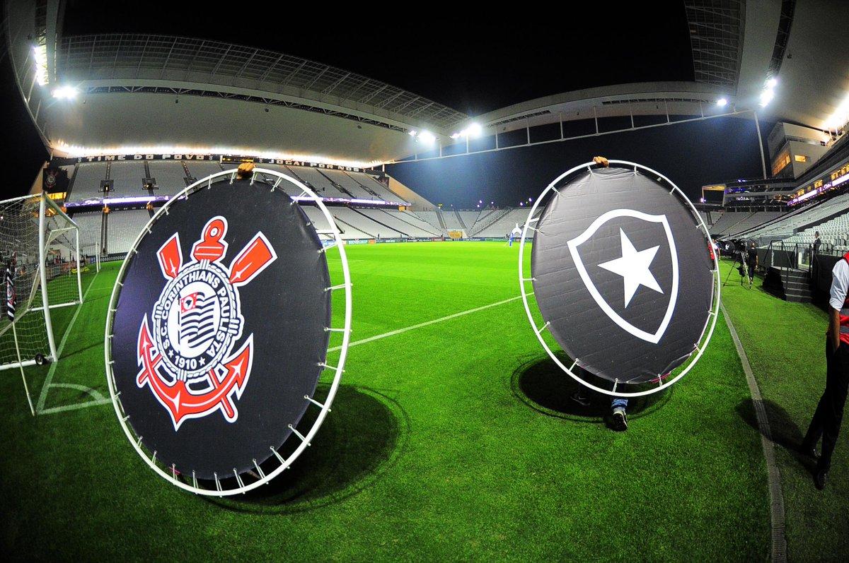 Quem vai levar a melhor em Itaquera: Corinthians ou Botafogo?
