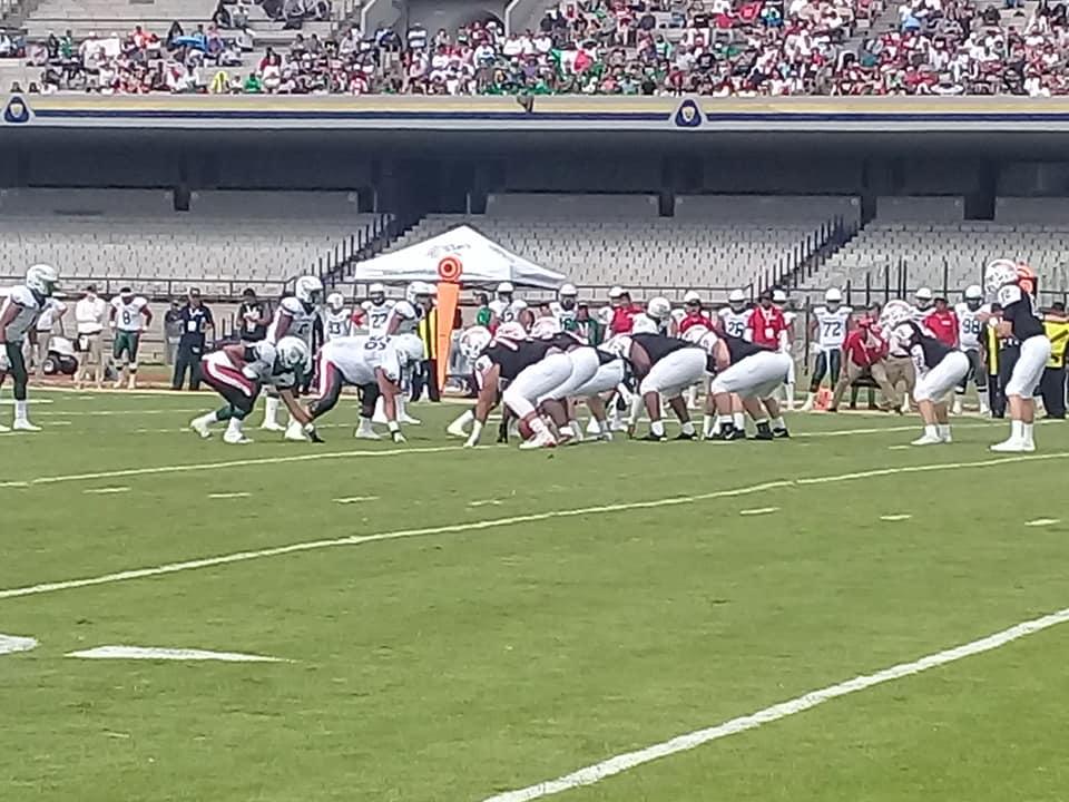México vence en histórico juego a los Estados Unidos en el Mundial de  FutbolAmericano  U19 por 33-6  WorldChampionshipU19MX  MundialU19MX imagenes por ... fa35e9a1fda